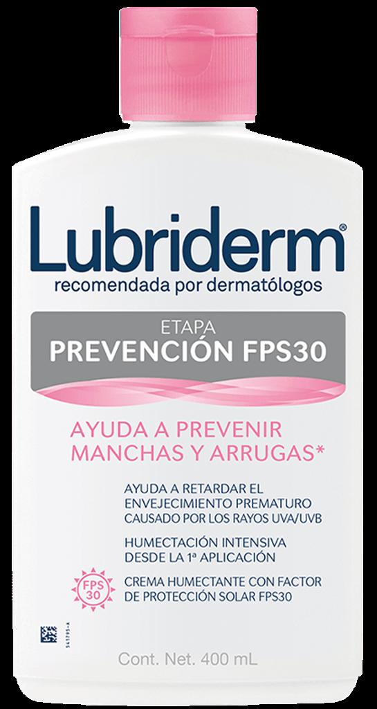 LUBRIDERM® Etapa Prevención